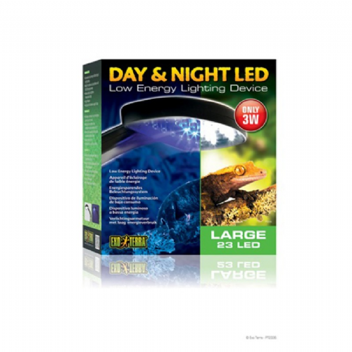 EXO TERRA DAY & NIGHT LED FIXTURE LGE